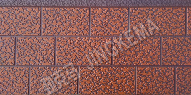 Large brick pattern series